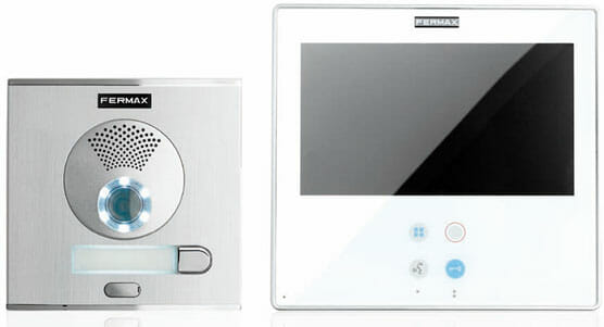 Introducing Smile Intercom System From Fermax Commercial